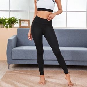 NWT Shein Active Pocket Leggings